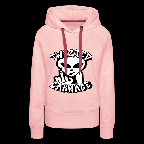 Twizted Carnage Events - Women's Premium Hoodie