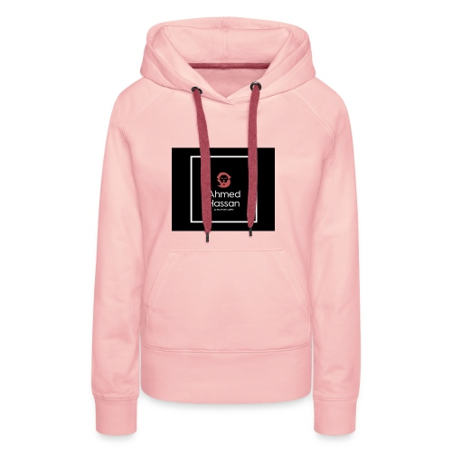 Ahmed Hassan Merch - Women's Premium Hoodie