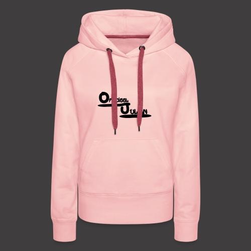 Officieel Julian - Vrouwen Premium hoodie