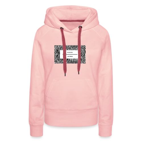 no excuses just begin - Frauen Premium Hoodie
