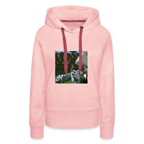 Hundecraft Herbst Edition - Frauen Premium Hoodie