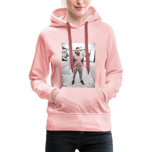 DenniBox Grau bild - Frauen Premium Hoodie