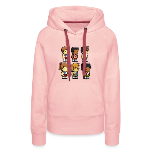 Limited Edition Childhood - Vrouwen Premium hoodie