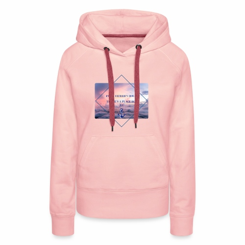 A place for me - Frauen Premium Hoodie