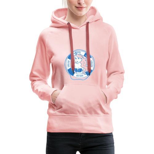 Ostsee-Nixe - Frauen Premium Hoodie