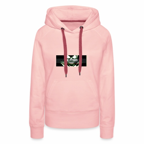 pyro Design - Frauen Premium Hoodie