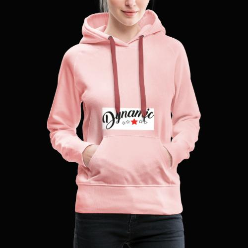 dynamic Collection - Vrouwen Premium hoodie