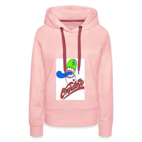 Capsule Overdose - Sweat-shirt à capuche Premium pour femmes