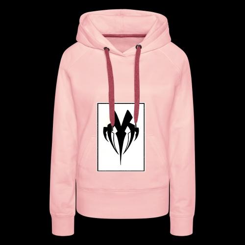Mbodystrange - Sweat-shirt à capuche Premium pour femmes