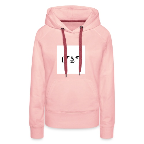 The Lenny face merch - Women's Premium Hoodie