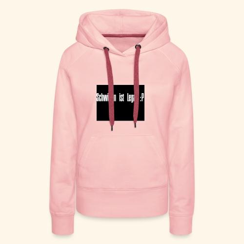 Minecraft Bedwars - Frauen Premium Hoodie