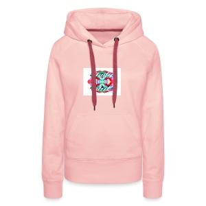 Owly shit - Frauen Premium Hoodie