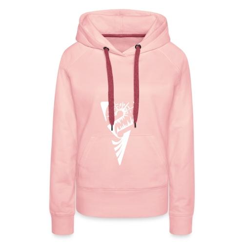logo 1077x651 - Frauen Premium Hoodie