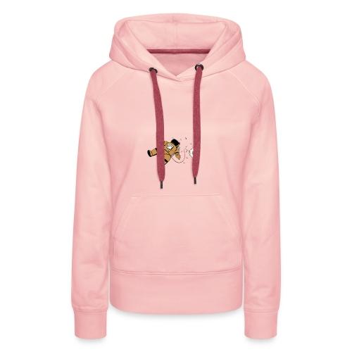 Astronautnut - Frauen Premium Hoodie