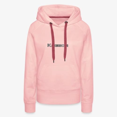 Kobbor In Grey - Women's Premium Hoodie