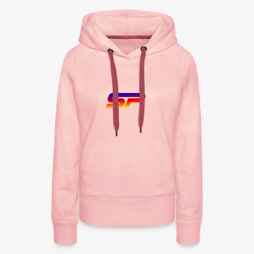 sp voor altijd - Vrouwen Premium hoodie