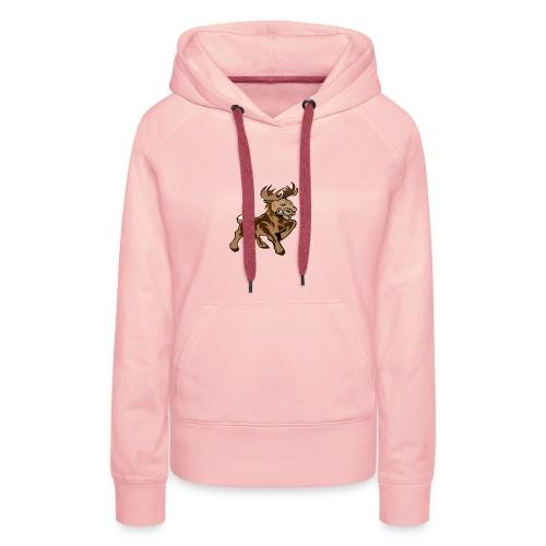 Orignal du Qc - Sweat-shirt à capuche Premium pour femmes