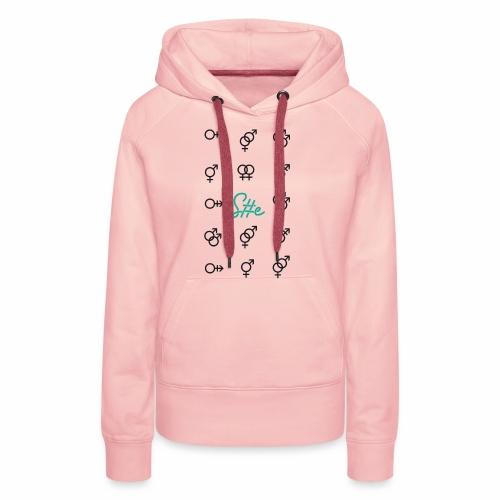 All Version of Self - Vrouwen Premium hoodie