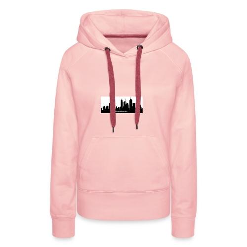 um skyline - Women's Premium Hoodie
