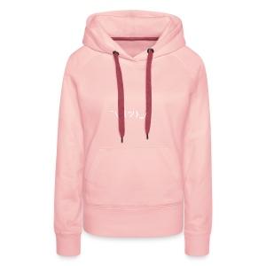 meh - Vrouwen Premium hoodie