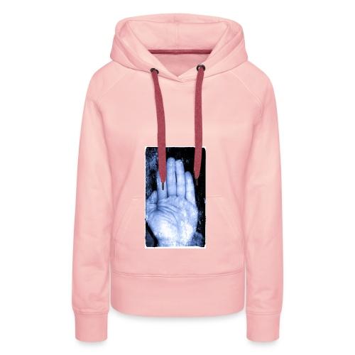 hand - Bluza damska Premium z kapturem