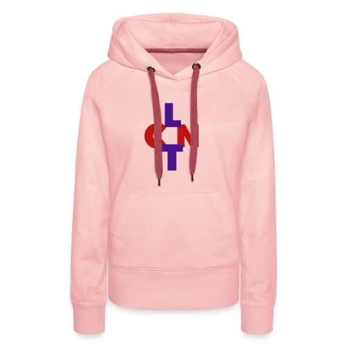 CNLT Limeted Addition - Women's Premium Hoodie