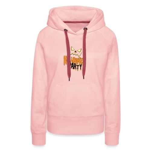 Halloween Party shirt - Women's Premium Hoodie