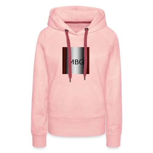 MBG - Frauen Premium Hoodie