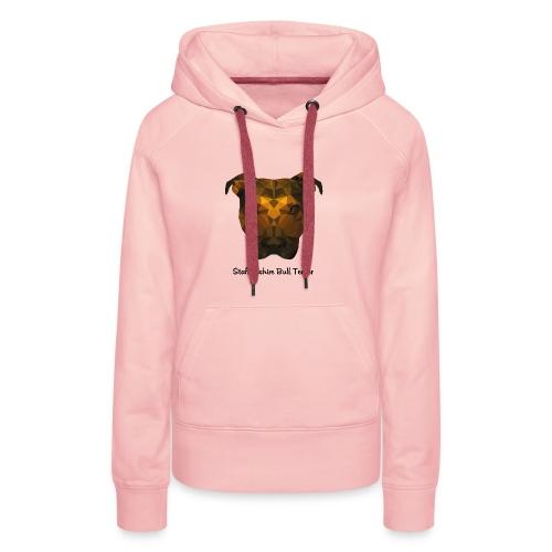 Staffordshire Bull Terrier - Women's Premium Hoodie