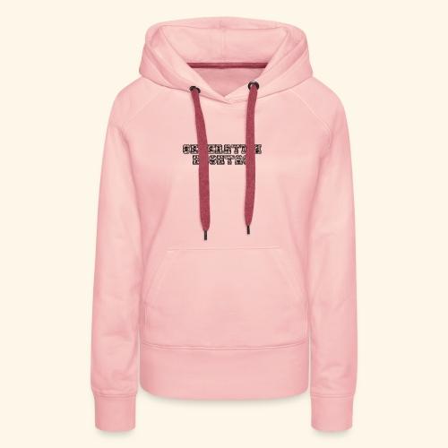 Generation Hashtag - Frauen Premium Hoodie