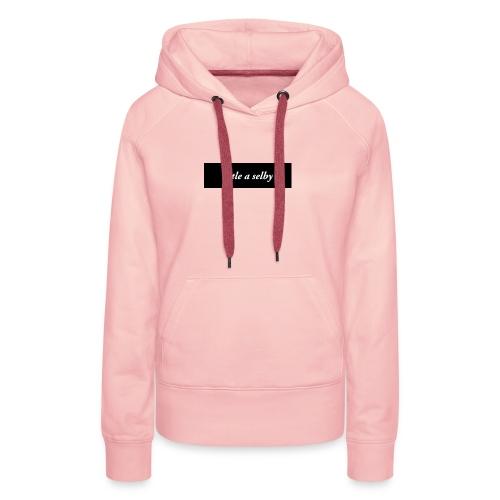 my mums clothing - Women's Premium Hoodie