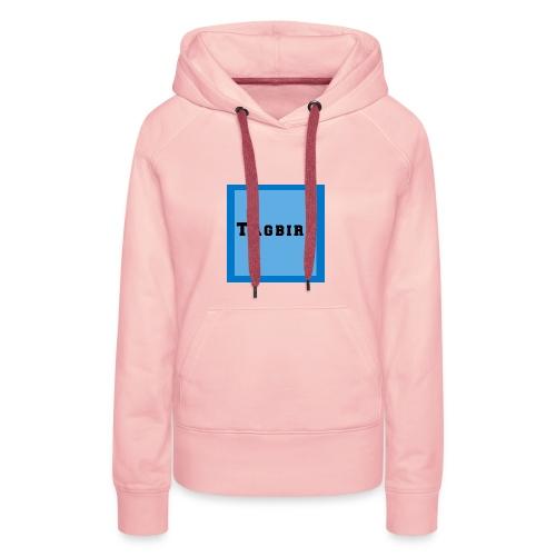 Tagbird's Design - Frauen Premium Hoodie