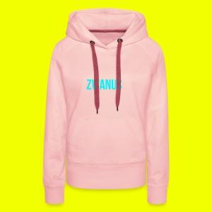 zwanus - Vrouwen Premium hoodie