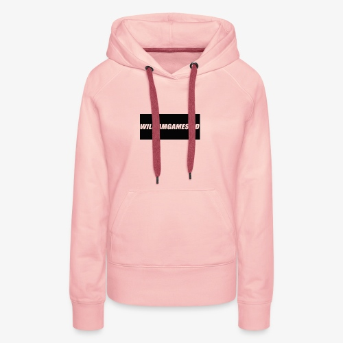 william shirt logo - Women's Premium Hoodie