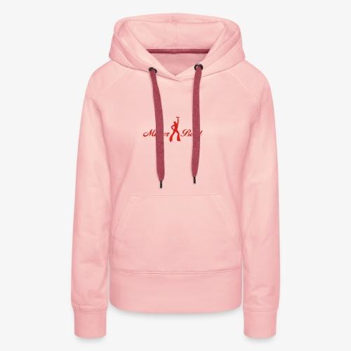 Mister Beat branded Street Ware & Accessoires - Frauen Premium Hoodie
