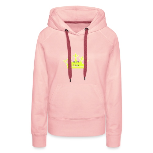 Team King Crown - Women's Premium Hoodie