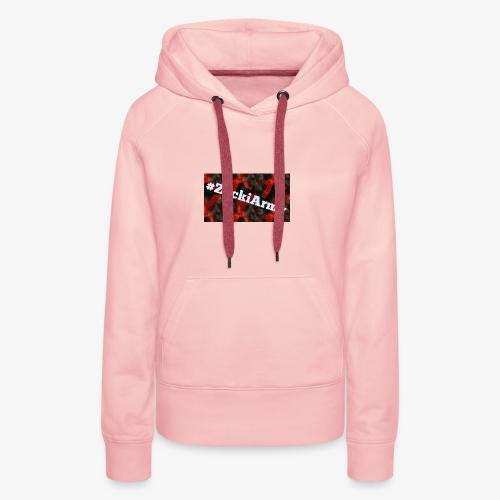 #ZockiArmy - Frauen Premium Hoodie