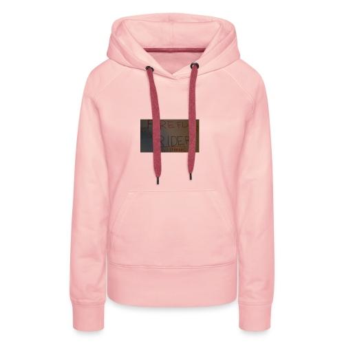Fireflashriders shirt - Frauen Premium Hoodie