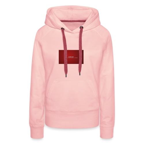 Zarus qc - Sweat-shirt à capuche Premium pour femmes