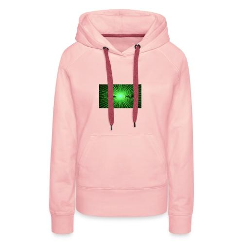 Green Leipzig - Frauen Premium Hoodie