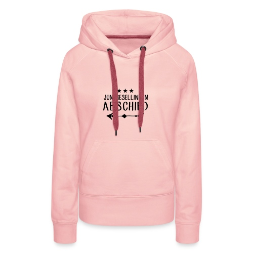 Junggesellinnen Abschied - JGA T-Shirt Team Braut - Frauen Premium Hoodie