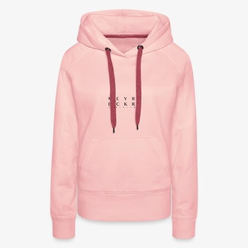 BLCK LABEL - Frauen Premium Hoodie
