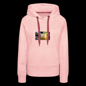 CITY OF CULTURE 2020- Galway - Women's Premium Hoodie