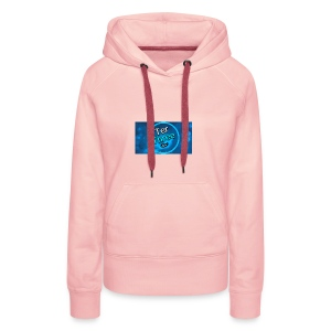 Ter Three official YouTube profile picture - Women's Premium Hoodie