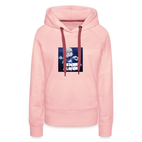 Gekke Aaron - Vrouwen Premium hoodie