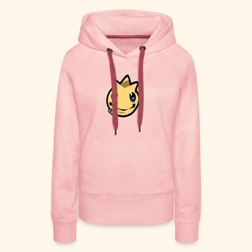 petite brioche - Sweat-shirt à capuche Premium pour femmes
