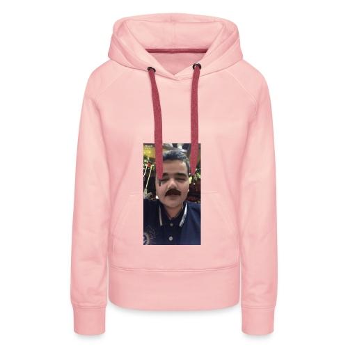 Sosie Pablo Escobar - Sweat-shirt à capuche Premium pour femmes