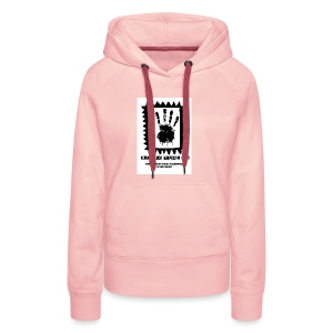 djo to che do - Sweat-shirt à capuche Premium pour femmes