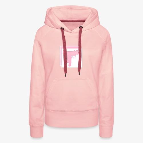Uzi - Frauen Premium Hoodie