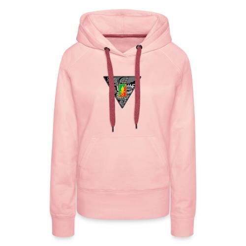 2ème REP - Sweat-shirt à capuche Premium pour femmes
